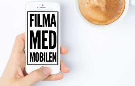 Kurs: Filma med mobilen