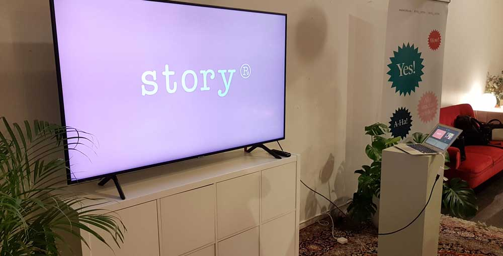 Story relations