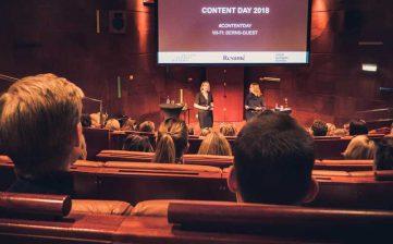 Insikter från Content Day