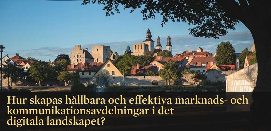 Almedalen 2019