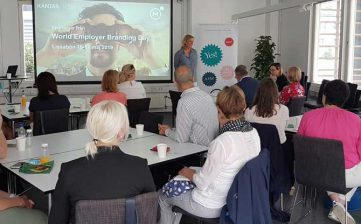 Rapport från World Employer Branding Day