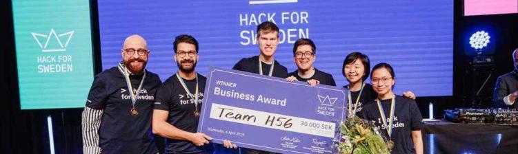 Alex Baker: Hack for Earth