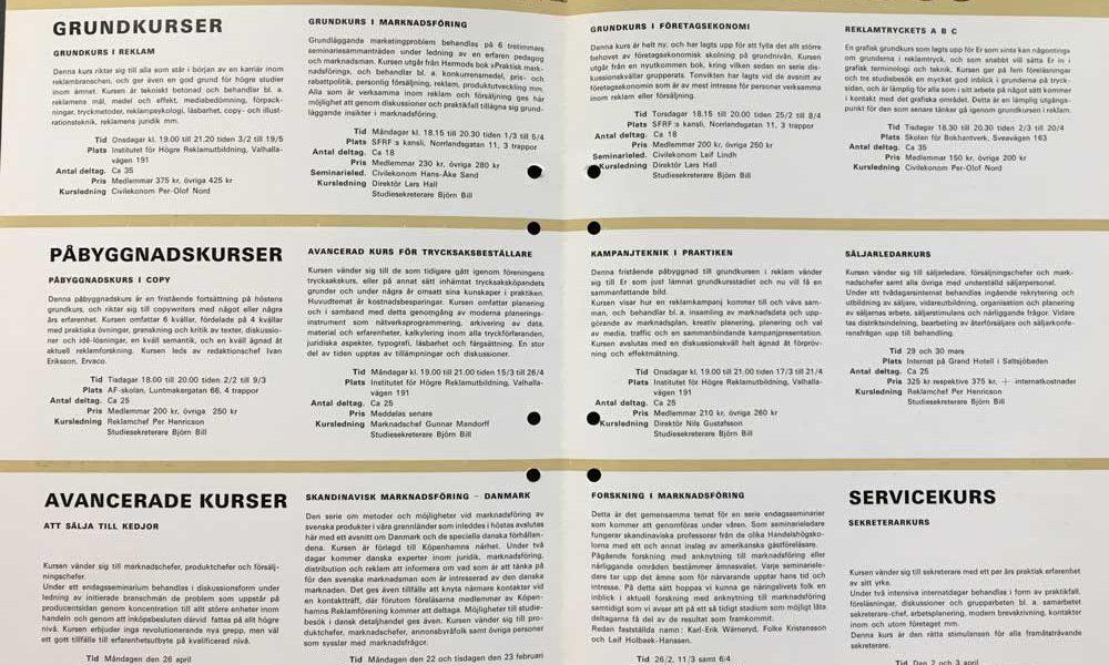 Marknadsföreningen Stockholm