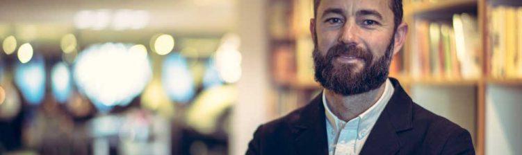 Jonas Dahlquist ny Ordförande