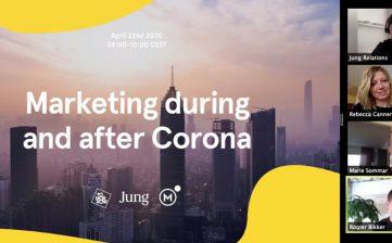 Marknadsföring under och efter Corona