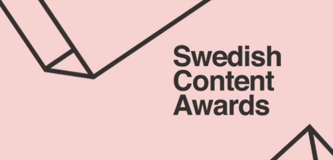 Swedish Content Awards