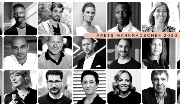Här är juryn för Årets Marknadschef 2020