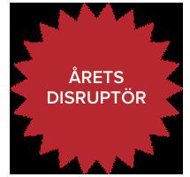 Årets Disruptör